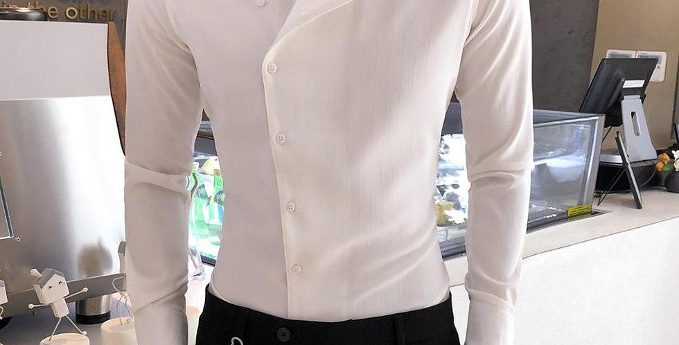 British Style Business Men Shirt