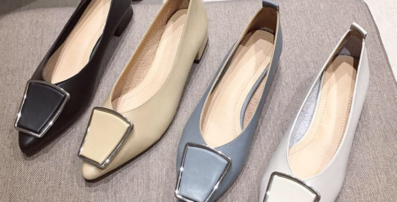 Woman Pointed Shoes