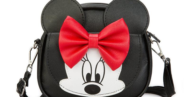 Disney Children's Bag Baby Mini Minnie PU Coin Purse