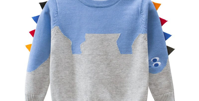 Boys Knitted Sweater 24M-9T