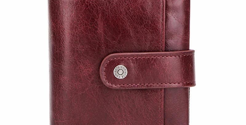 Genuine Leather Women's Wallet