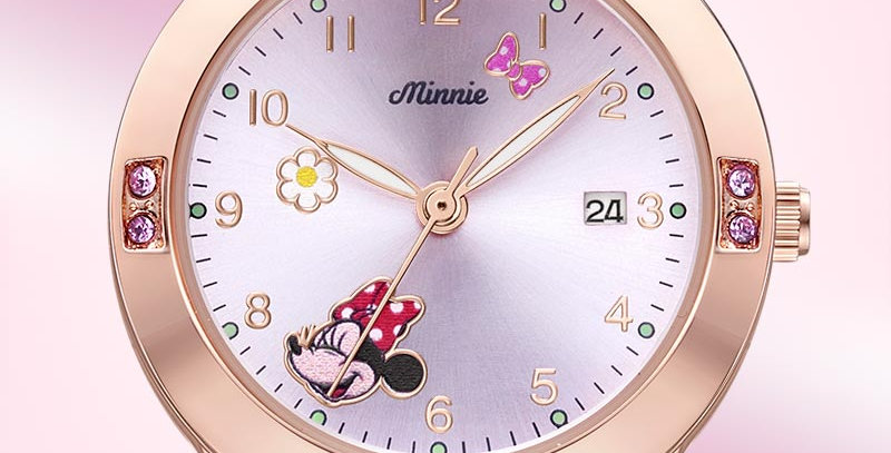 Disney MINNIE MOUSE Wristwatch