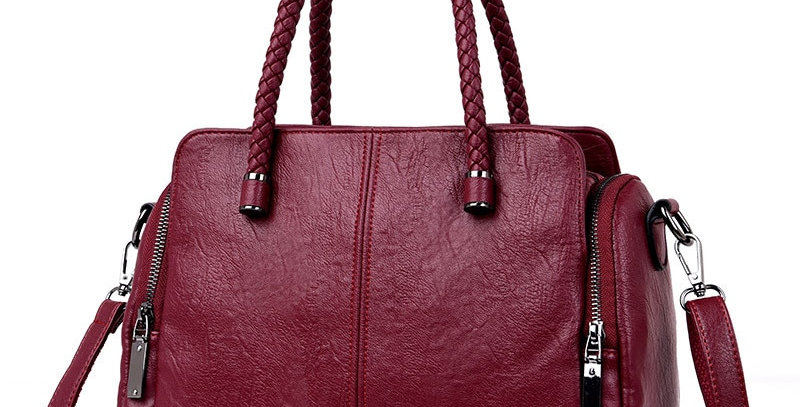 Casual Tote Bag Leather Handbags