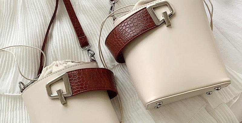 Elegant PU Leather Women's Designer Handbag