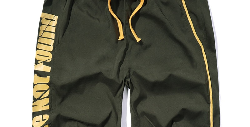 Mens Shorts Streetwear Men's Sportswear Casual