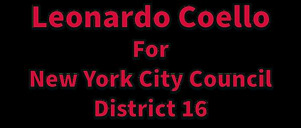 Leonardo Coello for NYC