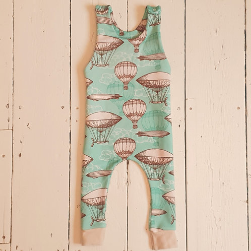 Flying High Romper