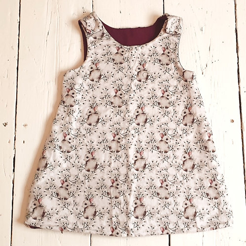 Cotton Mouse Reversible Dress