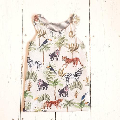 Jungle Reversible Dress