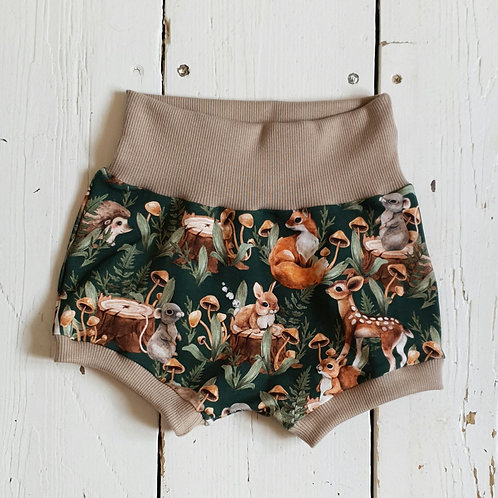 Woodland Wonder Shorts