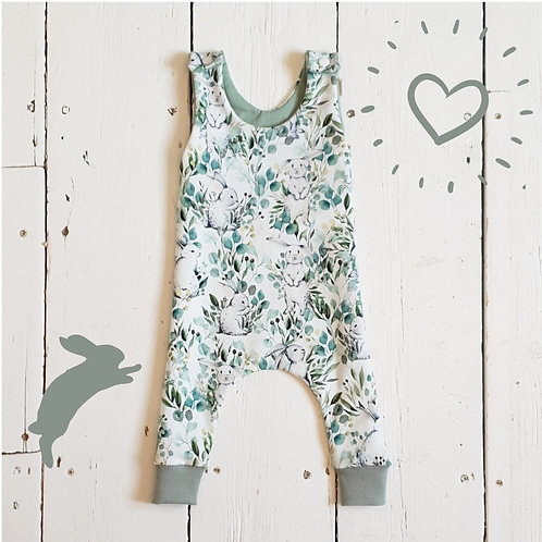 Some Bunny Loves You Romper