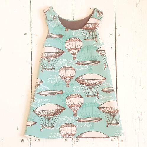 Flying High Reversible Dress