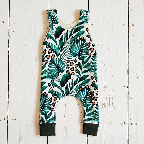 Leaf it Out Romper