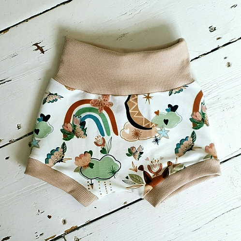 Bohemian Rainbow Shorts