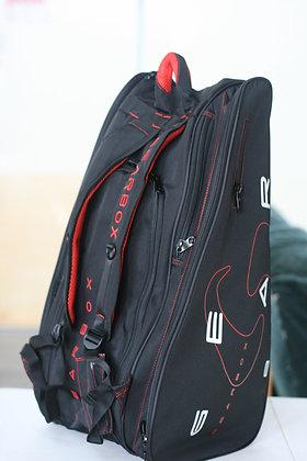 GEARBOX CLUB BAG M40 Black Red