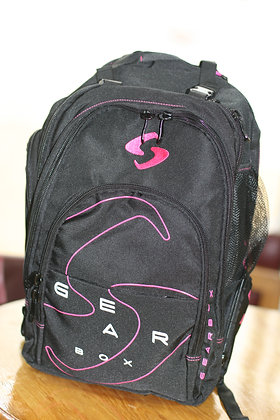 GEARBOX Backpack M40 Black Pink