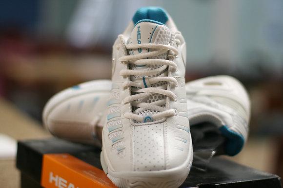 HEAD Lady's Tennis Shoes Prestige PRO Women White Blue
