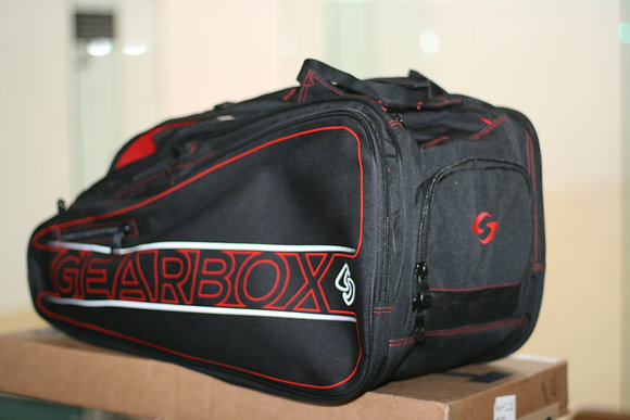 GEARBOX ALLY BAG ANNIVERSARY Black Red