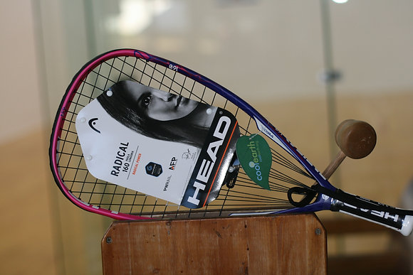 HEAD GRAPHENE TOUCH RADICAL 160 Paola Pink
