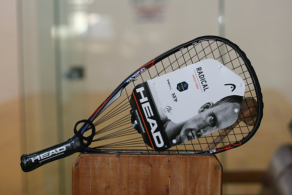 HEAD GRAPHENE TOUCH RADICAL 170 Red Racquet