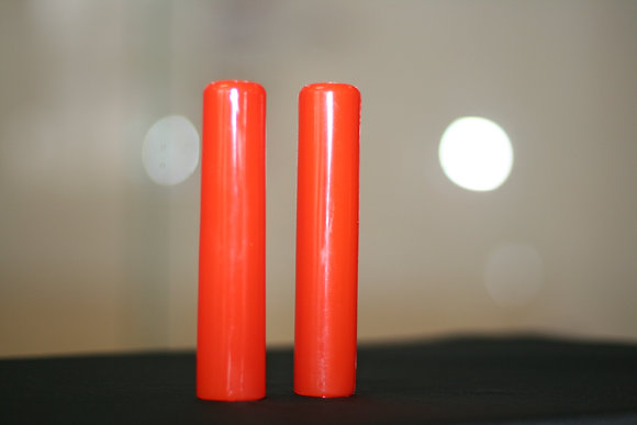 TACKY GRIP VISION RED, 2 Grips Total