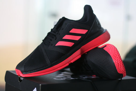 ADIDAS COURTJAM BOUNCE M Black/Red