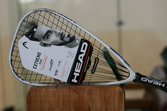 HEAD GRAPHENE EXTREME EDGE 175 White Racquet