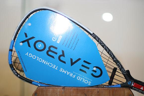 GEARBOX M40 170T TearDrop Blue Racquet