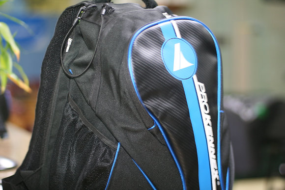 PROKENNEX Bag, Racquetball BACKPACK BAG, Black Blue Color