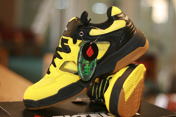 EKTELON Racquetball Shoe NFS ATTACK LOW Yellow