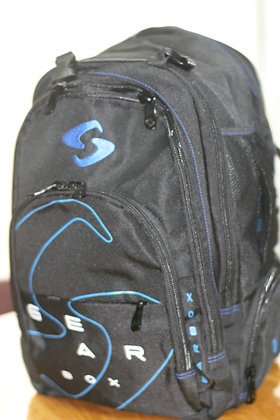 GEARBOX Backpack M40 Black Blue
