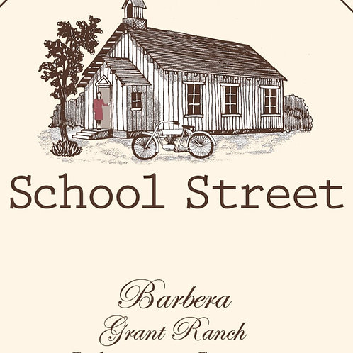 2016 School Street Barbera