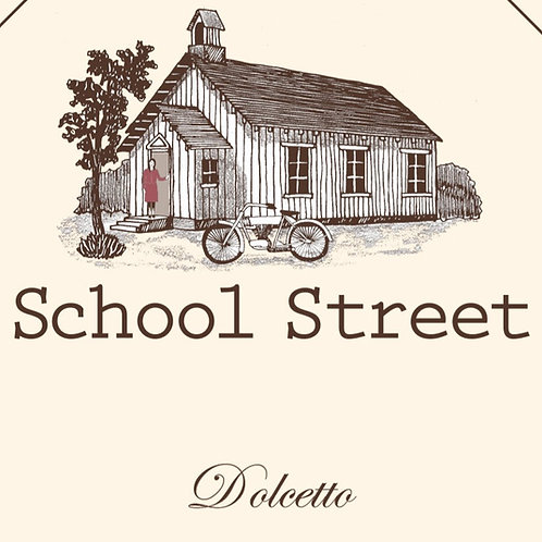 2015 School Street Dolcetto