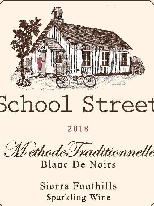 2018 Blanc De Noirs Sparkling Wine