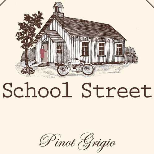 2018 School Street Pinot Grigio