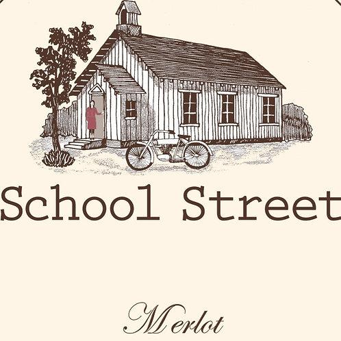 2014 School Street Merlot