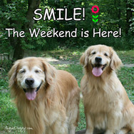 Smile! The Weekend is Here!