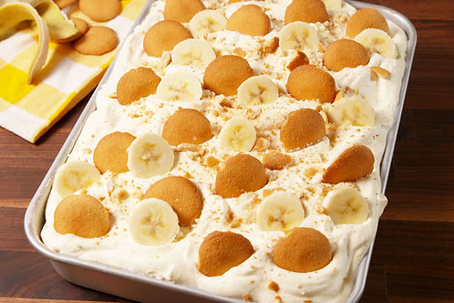 Banana Pudding Dinner