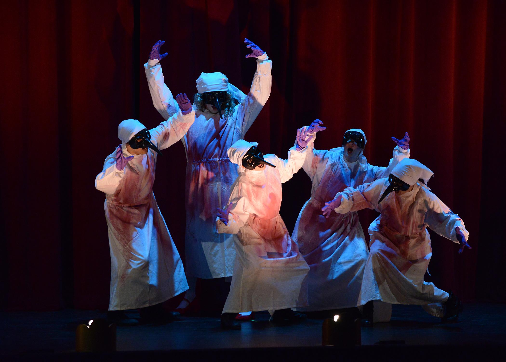 Dance of the Doctors
