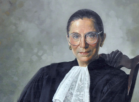 The Notorious RBG, Impeachment, and Florida!