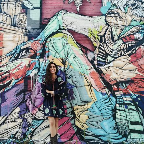 Red Hook wall art by Esteban del Valle