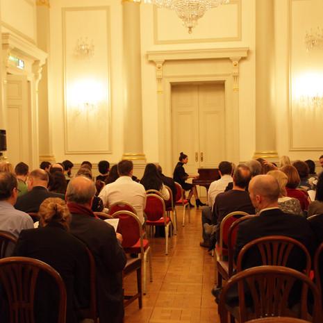 British Embassy recital