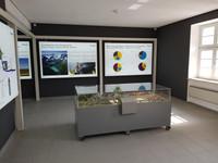 Ausstellung innen
