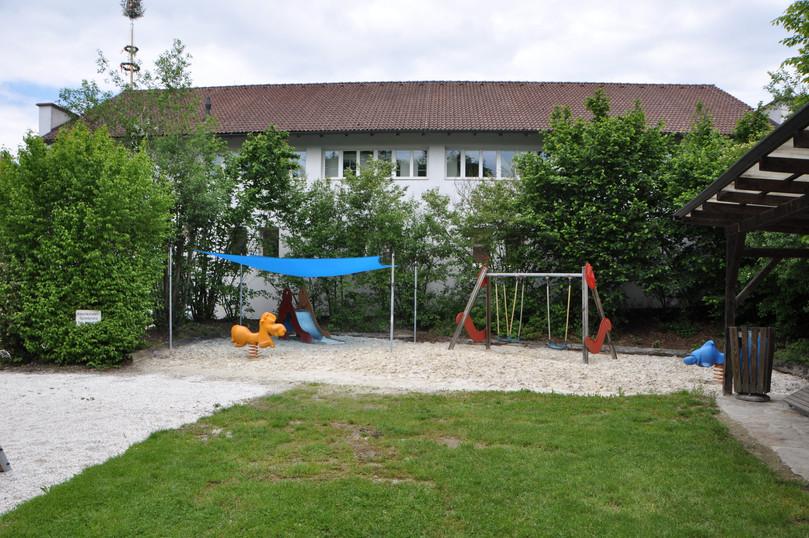 Kleinkinderspielplatz
