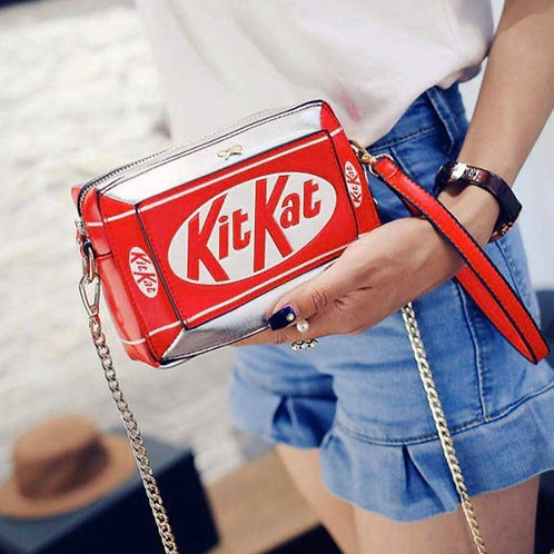 Kit-Kat Fashion Purse Shoulder/Cross body/Hand tote