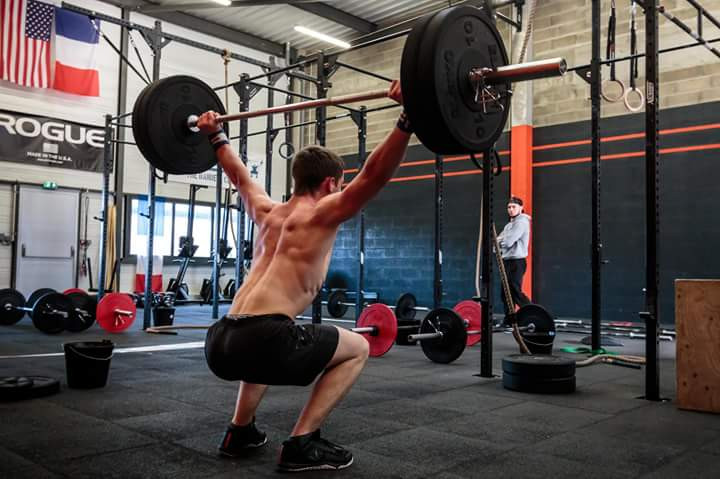 WEIGHLIFTING