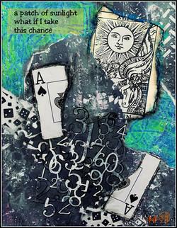 'A Patch of Sunlight' by Christine L. Villa