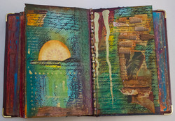 'Outback Sunrise' by Oormila Vijayakrishnan P