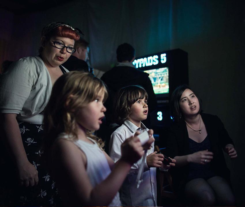 Gaming for weddings 2