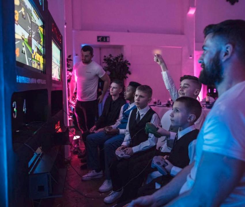 gaming for weddings 5